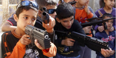 Infernul pavat cu bune intentii: trimiterea de arme in zonele de conflict