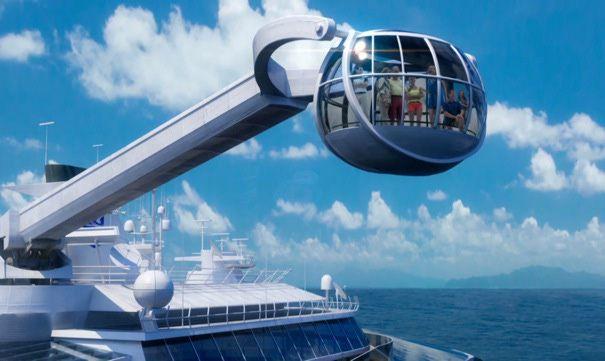 Pe vaporul SF: Cum arata VACANTA VIITORULUI. Calatoria ta, pas CU PAS | VIDEO
