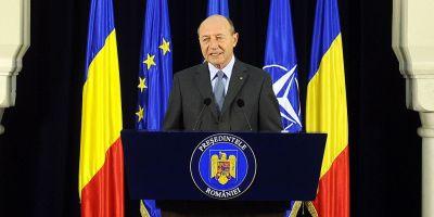 VIDEO Traian Basescu a promulgat legea reducerii CAS cu 5%
