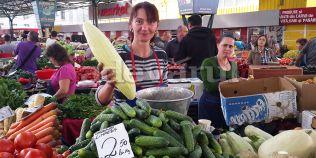 VIDEO Castravetele cu gust de pepene galben, ultima inventie a cercetatorilor buzoieni