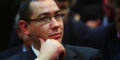 Victor Ponta: Basescu a aruncat plasa si a prins pe cine nu se astepta, pe Turcescu