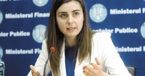 Ce salariu are Ioana Petrescu, ministrul Finantelor