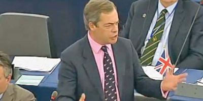 Grupul eurofob al lui Nigel Farage din Parlamentul European a fost dizolvat