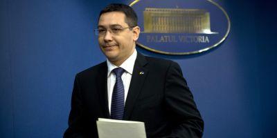 Ponta: Redeventele sunt privite, dupa combaterea evaziunii, ca a doua solutie magica prin care vor curge rauri de bani