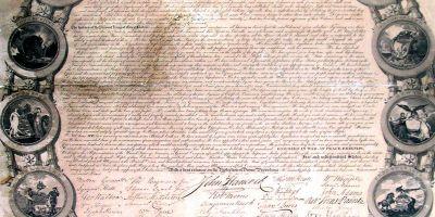 Misterele Declaratiei de Independenta a Statelor Unite, un document uitat aproape 200 de ani la Biblioteca Teleki-Bolyai din Targu-Mures