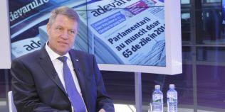 Mesajul lui Klaus Iohannis pentru bolnavii de cancer din Romania