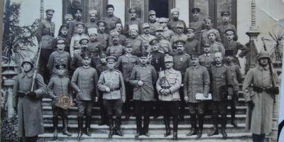 Armistitiul de la Focsani din anul 1917,