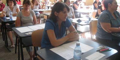 EXCLUSIV Candidatii fug iar de concursul pentru ocuparea posturilor din inspectoratele scolare