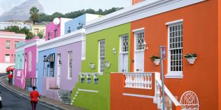 Cele mai colorate destinatii turistice. Locuri superbe, unice in lume