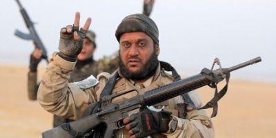 Dorel jihadistul: fortareata ISIS, descoperita si distrusa dupa ce un terorist si-a facut selfie in fata ei