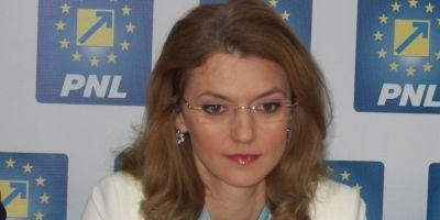 Alina Gorghiu: Asumarea raspunderii Guvernului pe noul Cod Fiscal ar fi
