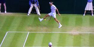 VIDEO Cele mai spectaculoase puncte din prima saptamana de la Wimbledon. Plus controversa Karlovici - Tsonga
