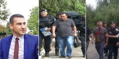 Mita luata de seful DGA Prahova si de ceilalti ofiteri retinuti in dosar: benzina, baloti de lucerna, parchet, vacante, loja la Petrolul