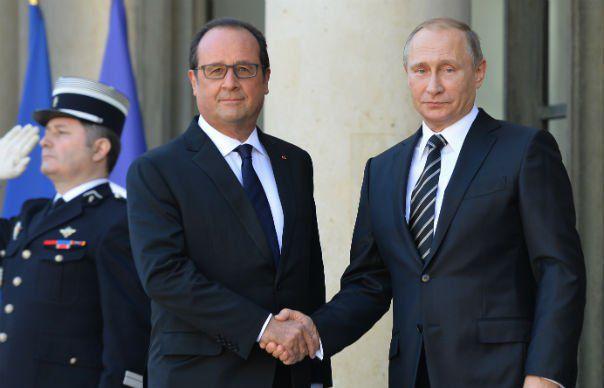 Putin si Hollande s-au INTELES. PLANUL pe care urmeaza sa il puna in aplicare DA FIORI oricui