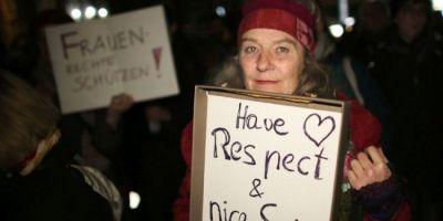 Mesajul revoltator al primaritei din Koln pentru femei: Stati la un brat distanta de straini