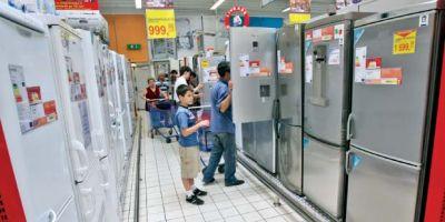 Guvernul introduce reguli noi la vanzarea de electrocasnice, pentru protectia cumparatorilor