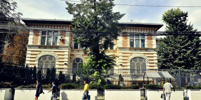 Vila in care a functionat ambasada SUA la Bucuresti este scoasa la vanzare pentru 7,9 milioane de euro