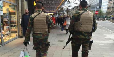 Alerta terorista la Bruxelles. Sase islamisti banuiti ca planuiau un atac de Revelion, retinuti