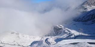 Informare meteo de vant si ninsori pentru zona de munte. Pana cand este valabila
