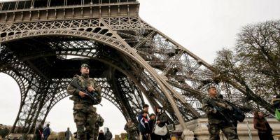 Capitala franceza, inarmata pana-n dinti. Parisul in stare de alerta, preinfarctul Europei?