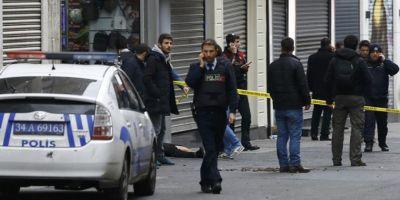 VIDEO Explozie puternica in apropierea unei statii de autobuz din orasul turc Diyarbakir. Cel putin 14 raniti