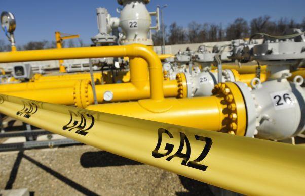 Conducta de GAZE pe sub Dunare intre Romania si Bulgaria