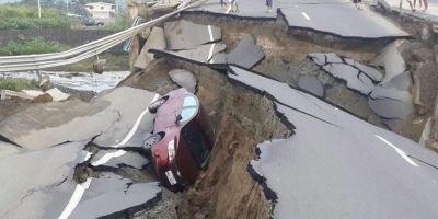 Bilantul deceselor provocate de seismul din Ecuador a crescut la 413 morti
