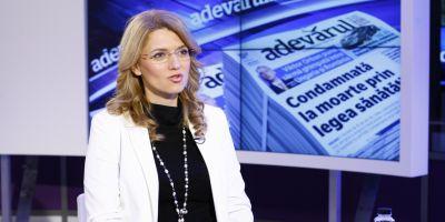 Alina Gorghiu: Colaborarea dintre Razvan Sava si Cristian Popescu-Piedone a incetat