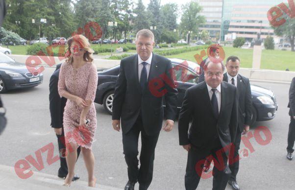 Klaus Iohannis, catre PNL: