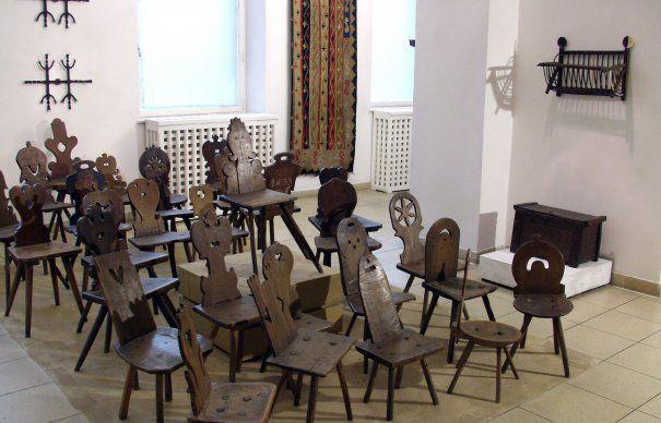 Muzeul National al Taranului Roman asteapta vizitatori, chiar daca este in restaurare