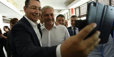 Ultimul duel Dragnea-Ponta. PSD decide viitorul presedinte al Camerei Deputatilor. Dragnea nu il va sustine pe Ponta