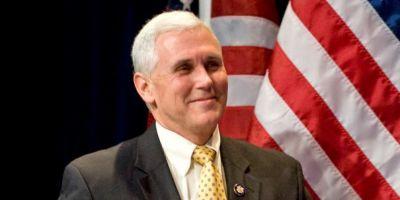 Alegeri SUA 2016. Trump si-a prezentat oficial candidatul la vicepresedintie - guvernatorul de Indiana, Mike Pence