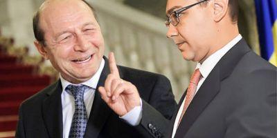 Portret de autoritarist: cazurile Ponta si Basescu
