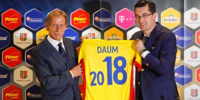 Revolutia lui Daum: primul lot convocat de neamt. A renuntat la cinci fotbalisti prezenti la Euro 2016. Surprize mari