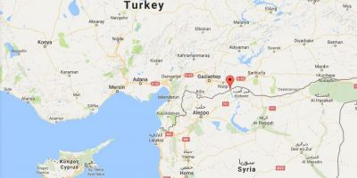Turcia evacueaza un oras aflat la granitia cu Siria