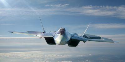 VIDEO Armata rusa pregateste lansarea avionului de lupta de generatia a cincea Suhoi T-50