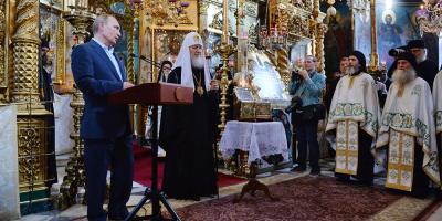 Ortodoxia ca vehicul politic: cazul Putin