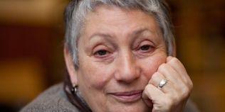 Celebra scriitoare Ludmila Ulitkaia, in Romania