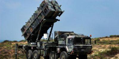 INFOGRAFIE Premiera: O baterie de rachete Patriot a ajuns in Romania