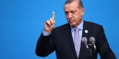 Presedintele turc Recep Erdogan a acuzat Germania ca a devenit un