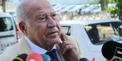 Mogulul Dan Voiculescu, care executa o condamnare de 10 ani de inchisoare, vrea sa inregistreze la OSIM marca