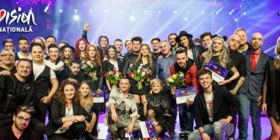 Eurovision Romania 2017: cine mai canta in semifinala, ultima etapa cu juriu