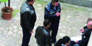 Patru politisti din Bucuresti sunt audiati dupa ce au facut gratar in timpul serviciului intr-o hala din Giulesti