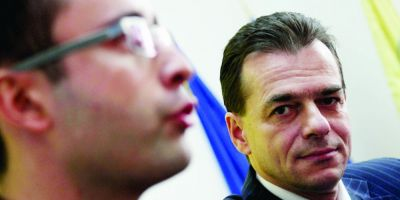 Ludovic Orban si Cristian Busoi isi depun, luni, motiunile de candidatura la sefia PNL