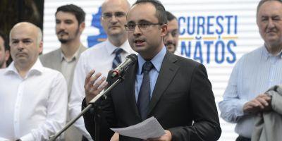 Cristian Busoi, despre alegerile locale din 2016: A fost o situatie nefericita, un sabotaj la adresa candidaturii mele