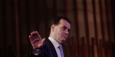 Ludovic Orban: PNL nu va vota motiunea de cenzura. Nu vrem sa ne amestecam in rafuiala dintre cele doua clanuri din PSD