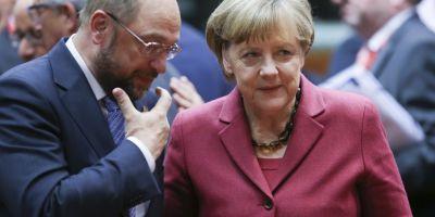 Sondaj: Conservatorii lui Merkel isi pastreaza avansul fata de socialisti cu trei luni inainte de alegeri