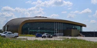 Sala polivalenta de 19 milioane de euro, construita in camp, la Sfantu Gheorghe, un oras cu doar 56.000 de locuitori