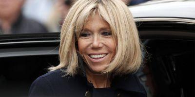 Brigitte Macron, o sotie de presedinte foarte solicitata