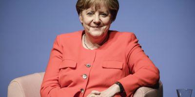 Merkel a intrat in campanie. Ce promite cancelarul german